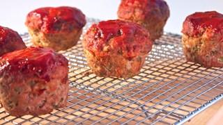 Kjøttmuffins