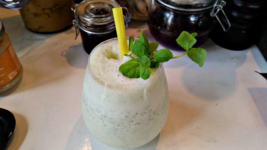 Mynte smoothie
