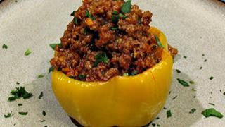 Fylt paprika