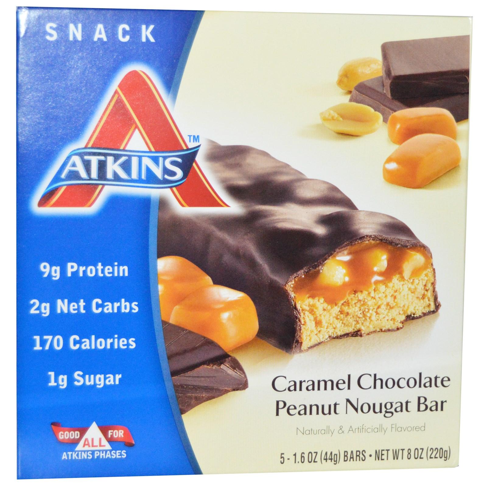 atkins sukkerfri sjokolade lavkarbo energibar, gratis lavkarbokurs.jpg
