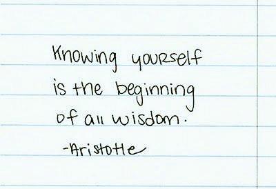 å kjenne seg selv livsstilsendring